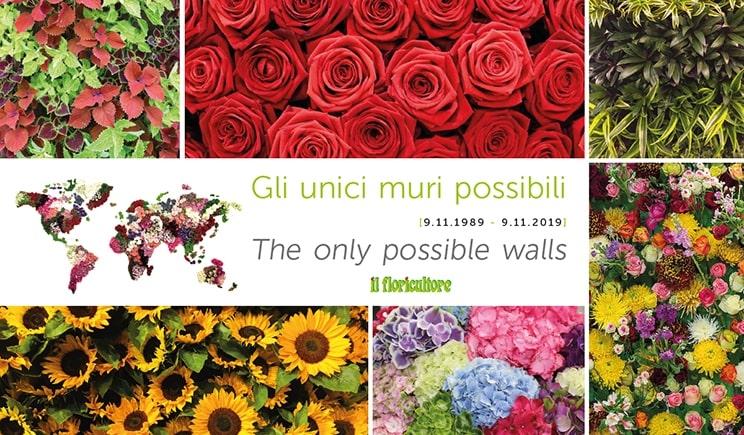 9 Novembre 2019 - 30° Anniversario Muro di Berlino