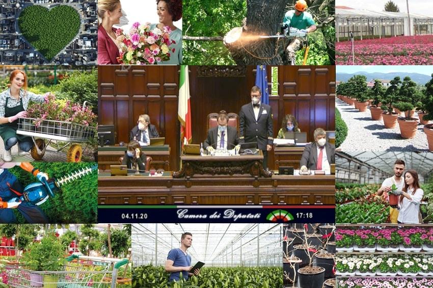 Proposta di legge sul florovivaismo: un importante passo avanti