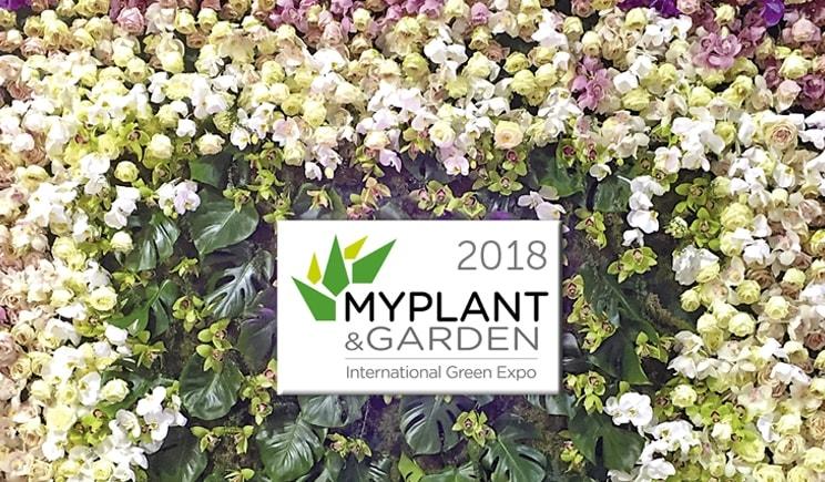 MYPLANT & GARDEN 2018 PHOTOGALLERY