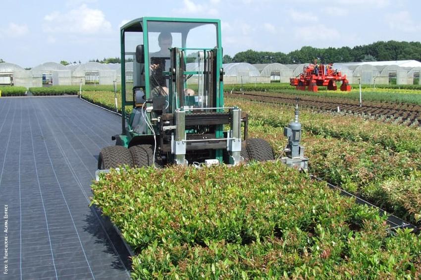 Allarme macchine agricole: scarseggiano le materie prime
