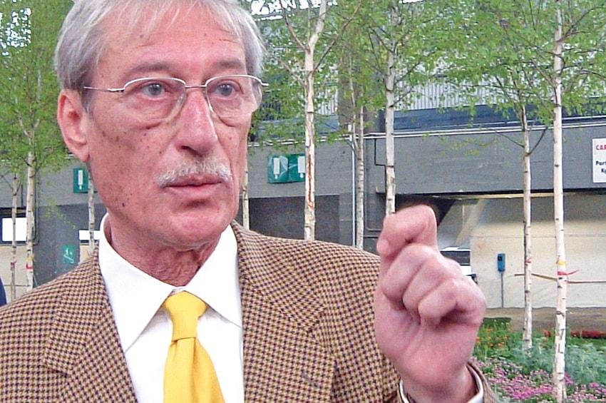 NOTE PERSONALI - Omaggio a Giannino Robiglio, grande fautore di Euroflora