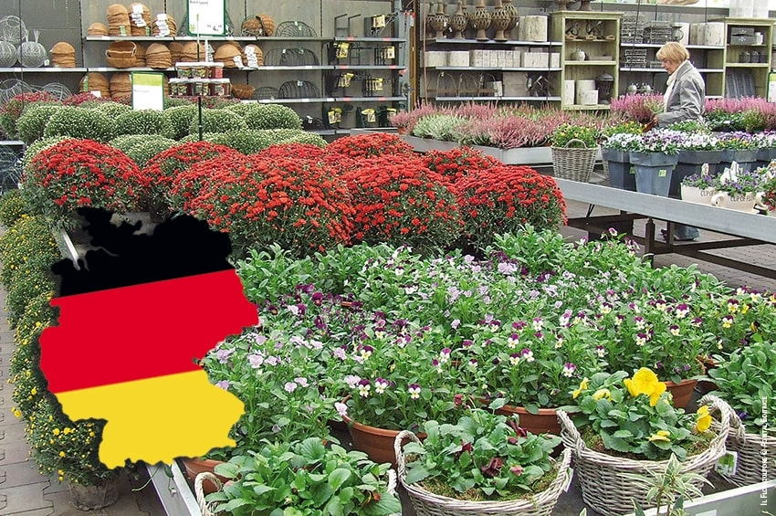 Germania, lockdown: serve un patto tra produttori e rivenditori di articoli per il gardening