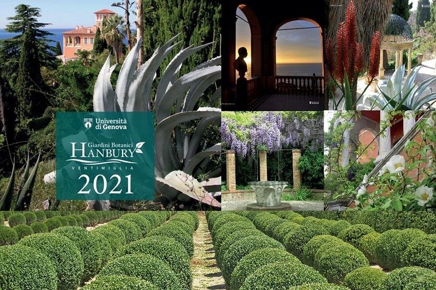 Al via sei corsi di formazione professionale dei Giardini Botanici Hanbury