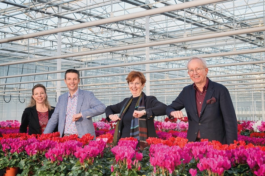 Schoneveld Breeding e Beekenkamp Plants: al via una nuova partnership